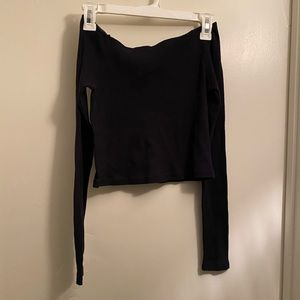 Off the shoulder top never worn